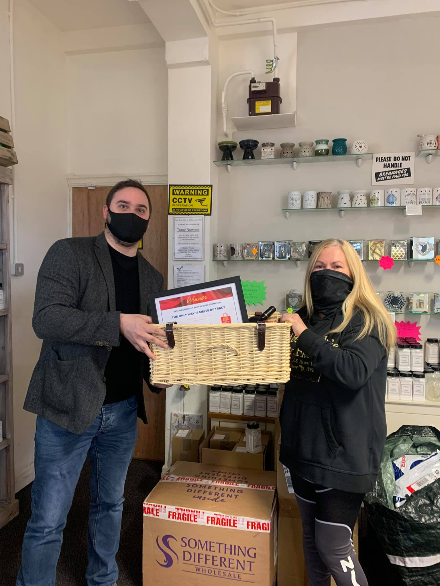 From A Kitchen Table To A Best Independent Shop Award