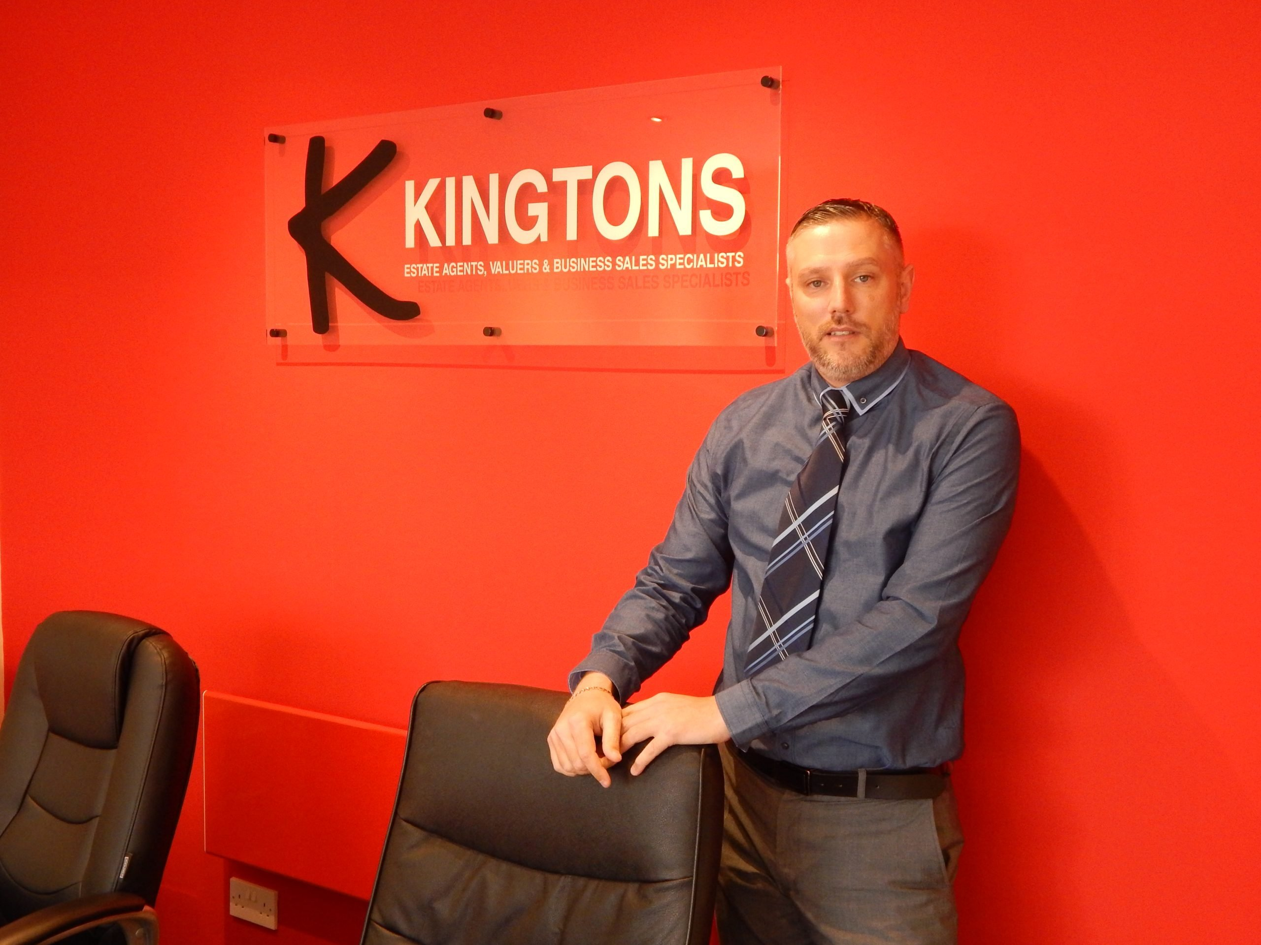 Business Spotlight: Kingtons Estate Agents​