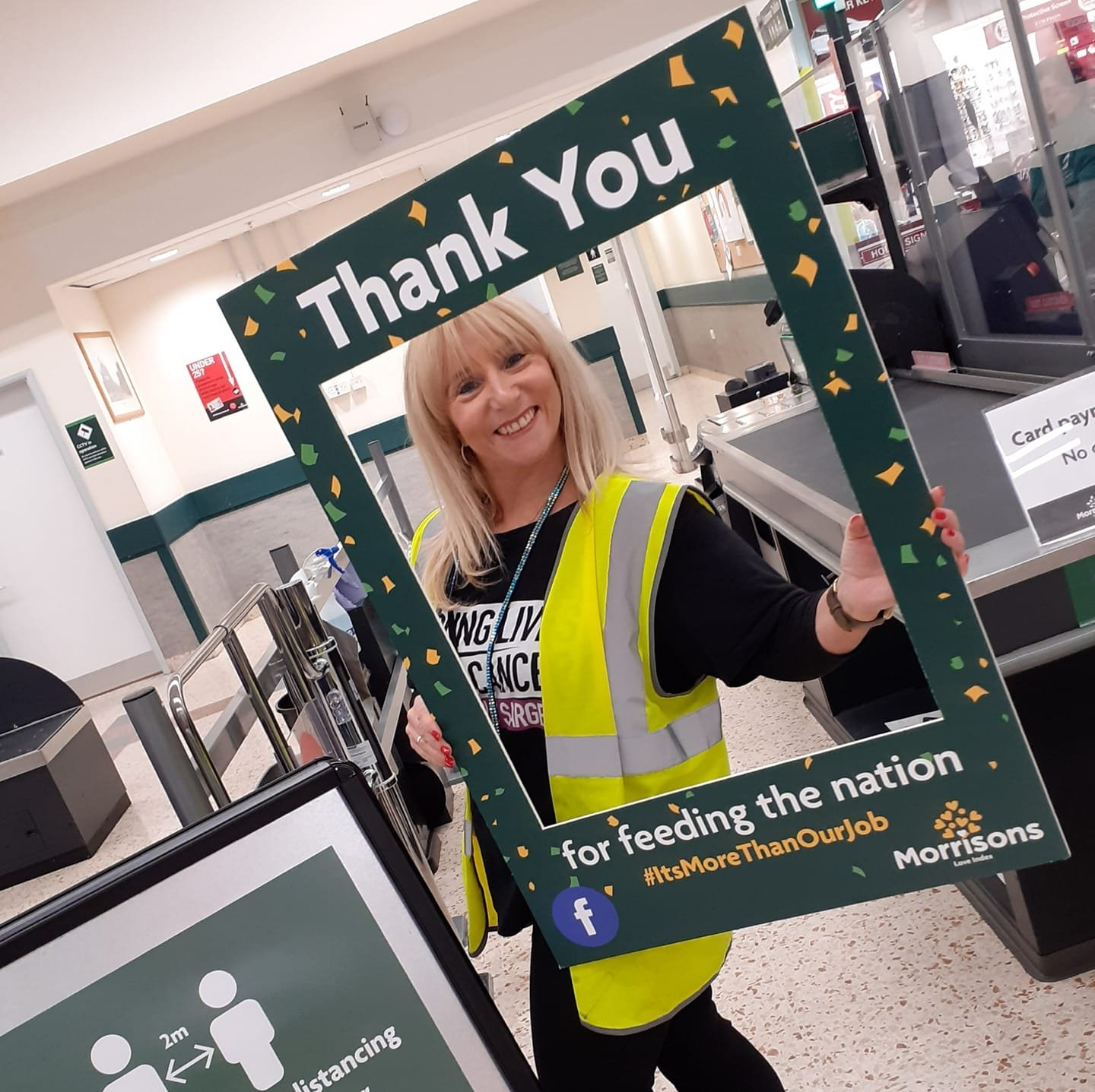 A Day In The Life Of…Morrisons' Community Champion Rochelle Gardner