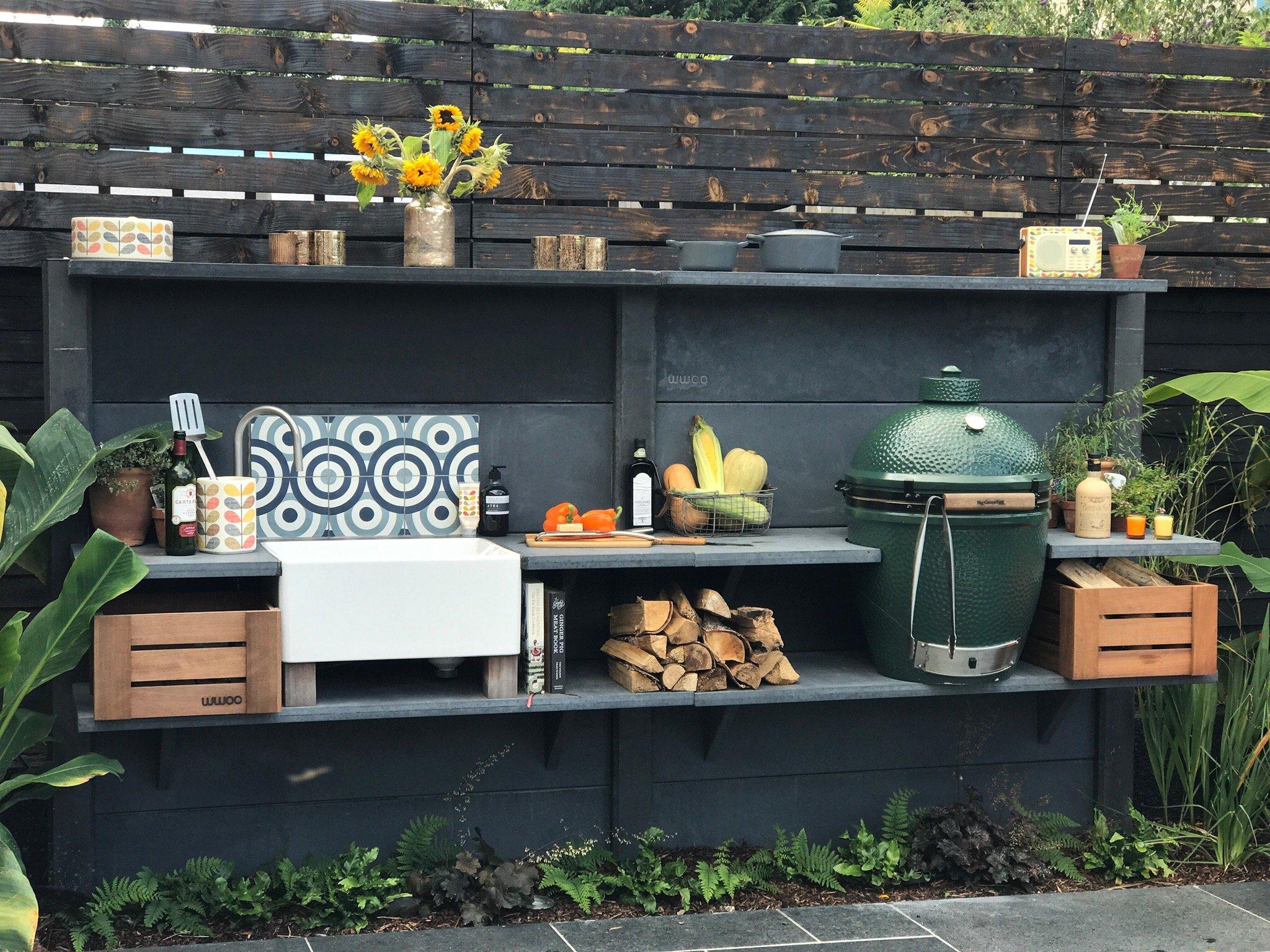 Planning An Outdoor Kitchen
