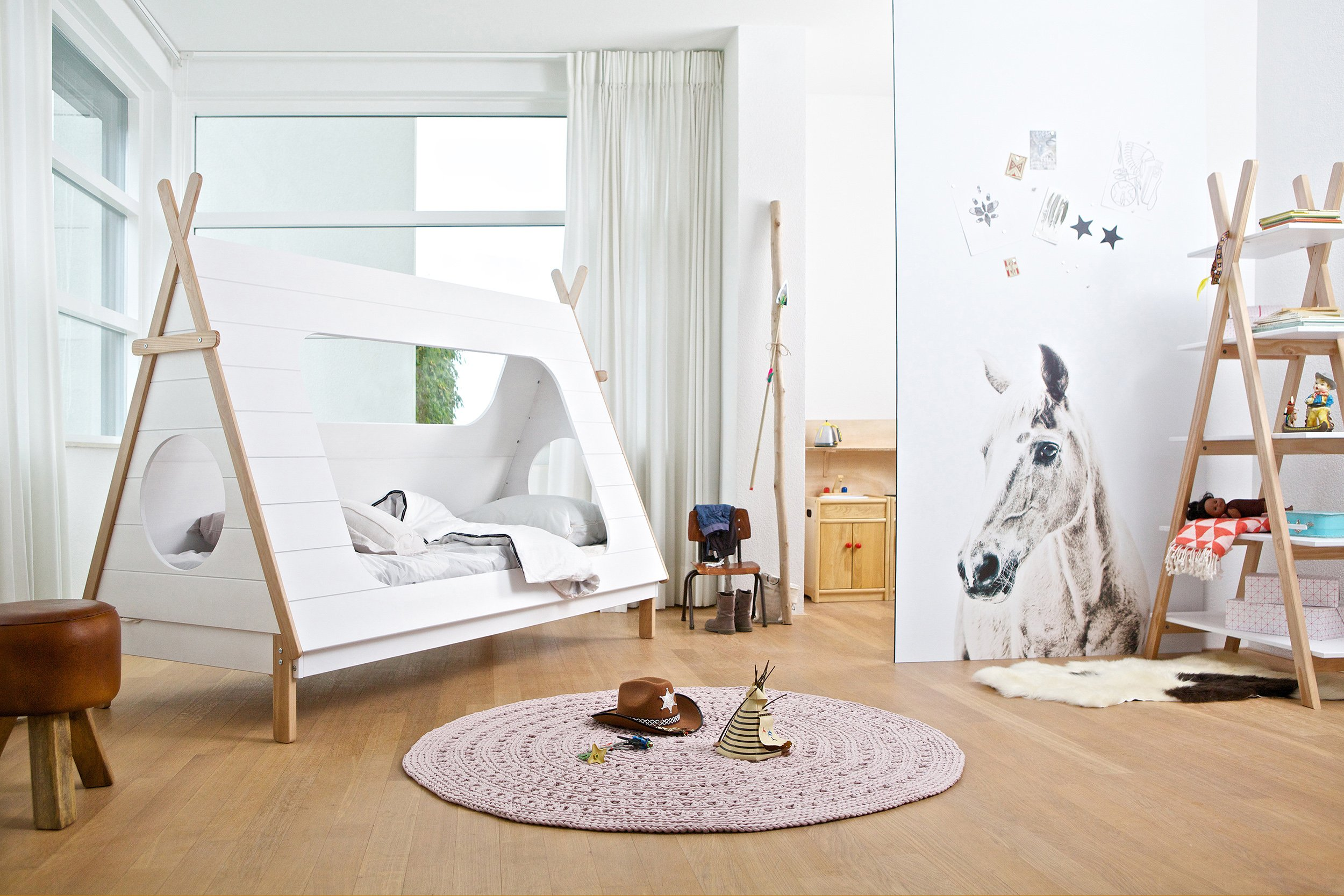 Beautiful Childrens Bedroom