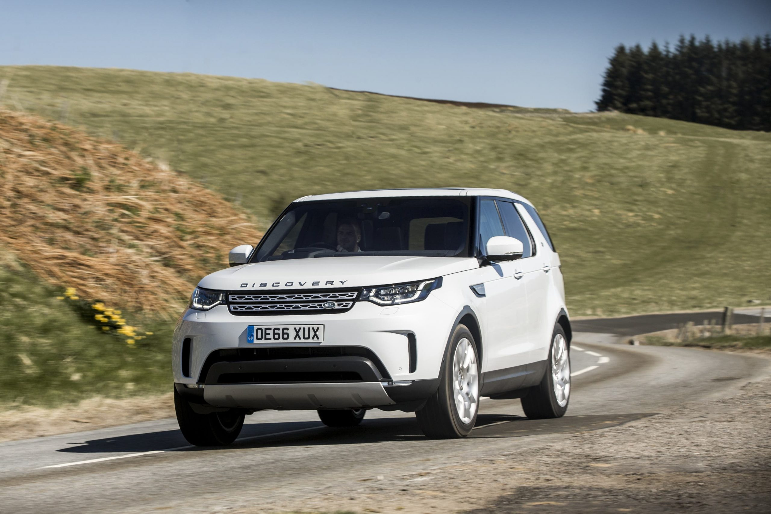 This is the history of the – LAND ROVER DISCOVERY