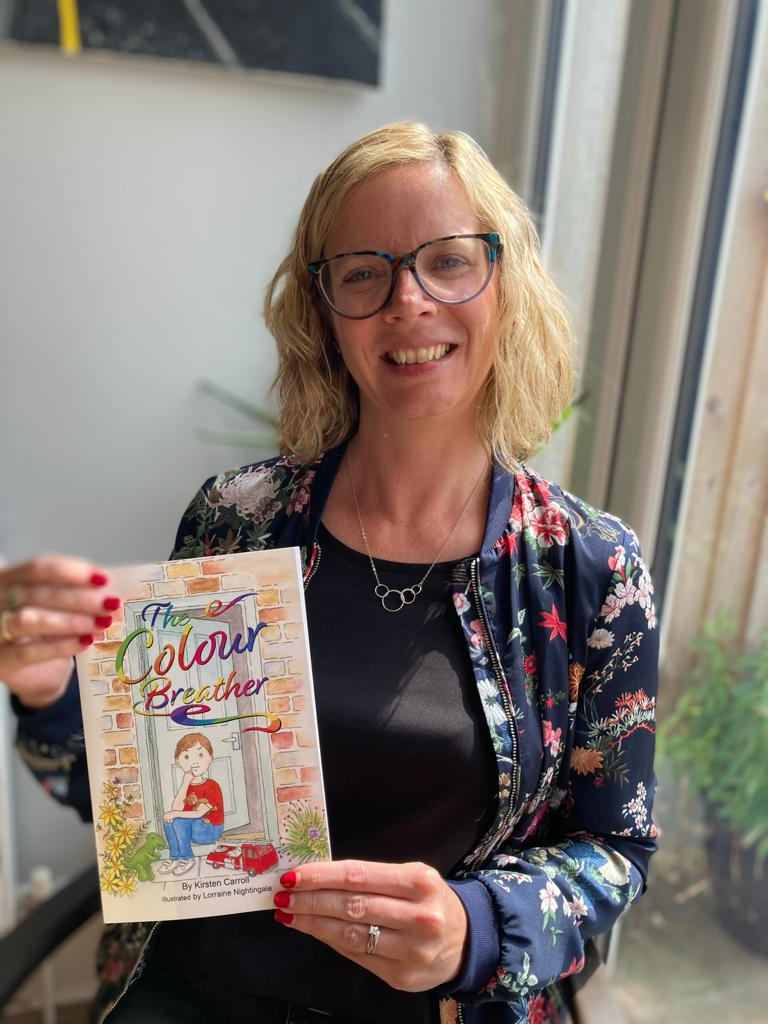 Local Teacher Publishes First Book