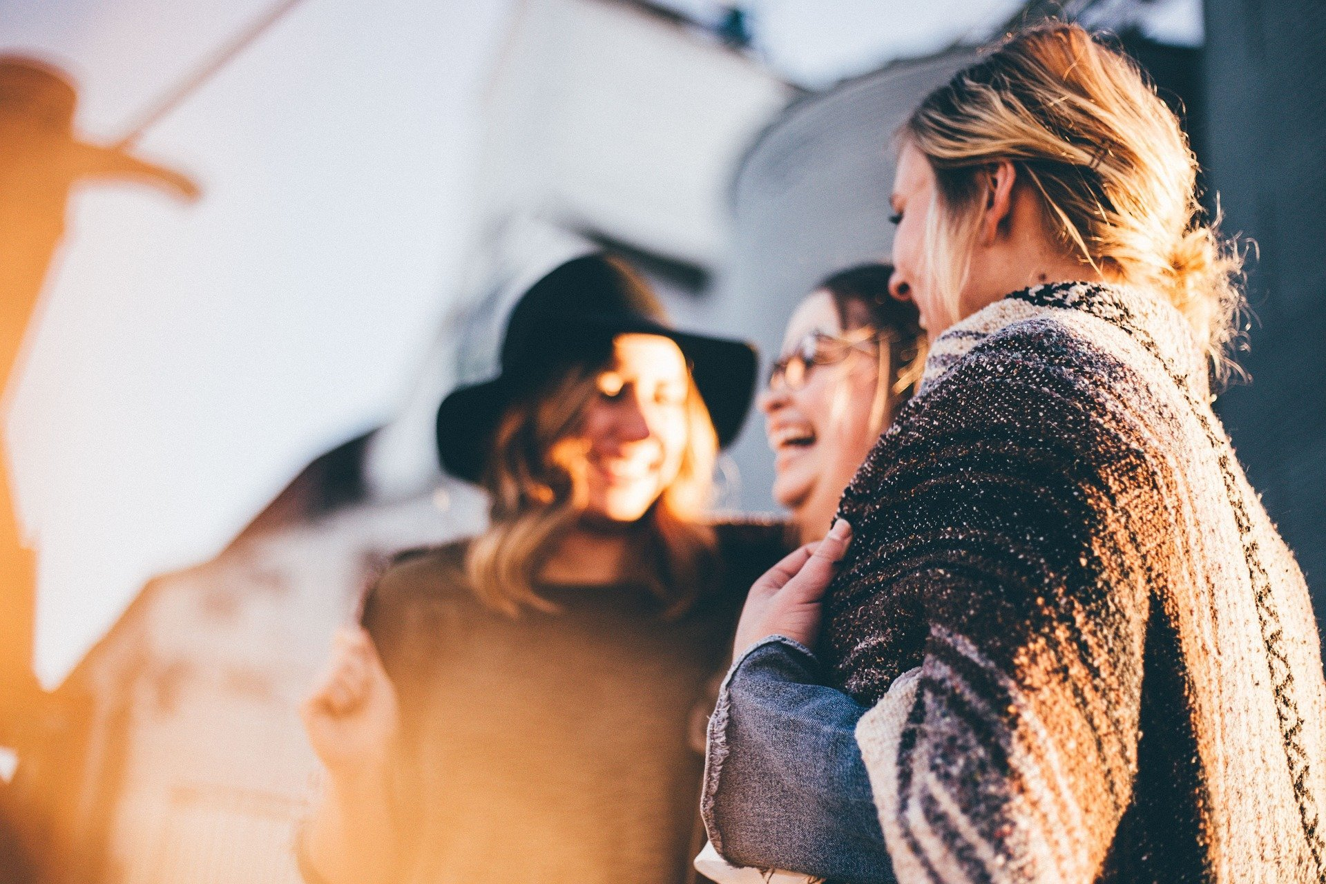 Top Tips To Help You Deal With Social Anxiety