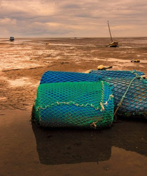 Fishing Pots taken by Alex Hogg with a Canon 80D