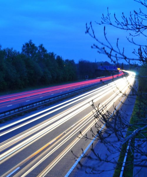 M66 Unsworth at dusk by Paul Bell - Nikon D90