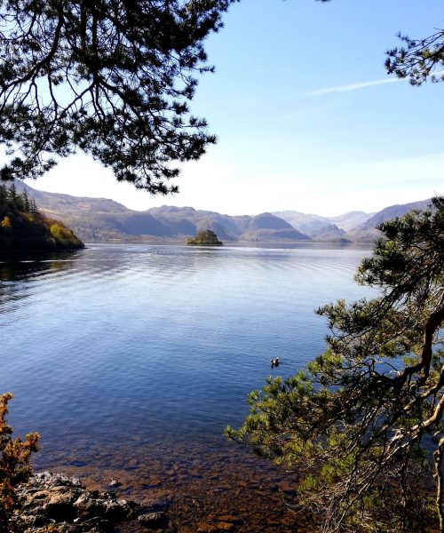 Perfect day on Derwent water by Jackie Waters - Huawei P20