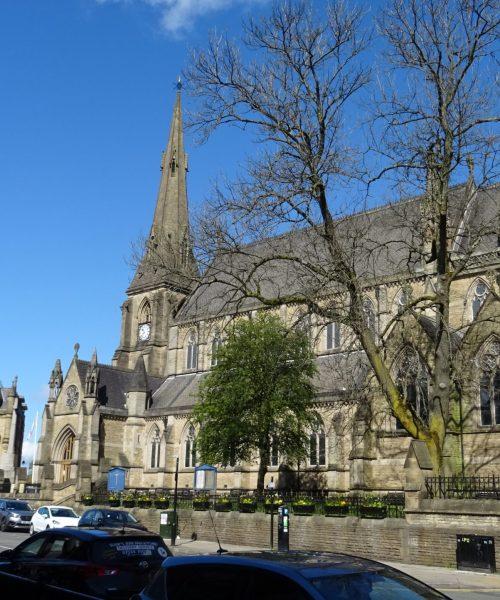 Parish Church by John Richie Heys - Sony DSC HX60