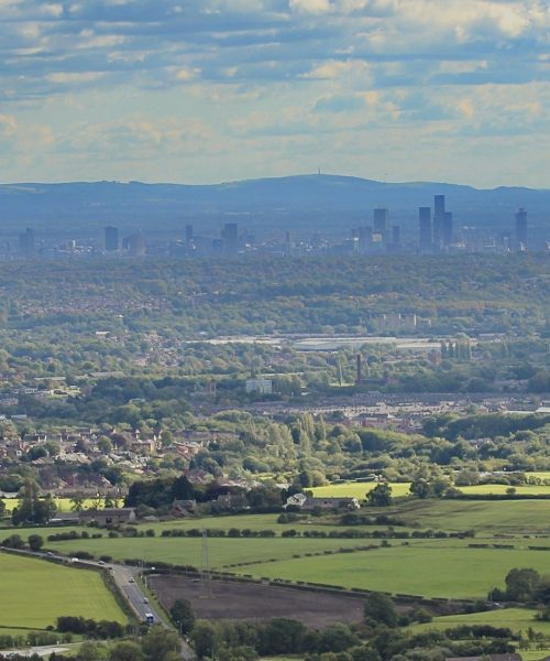Overlooking Manchester by Bethany Lee - Canon EOS 4000D